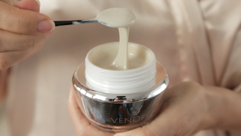 venofye product being used